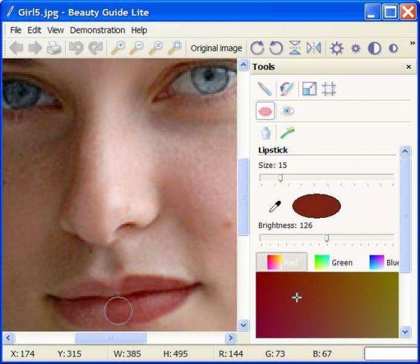 Vorschau Beauty Guide Lite - Bild 1