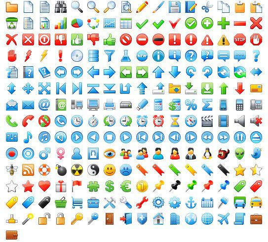 Vorschau 24x24 Free Application Icons - Bild 1
