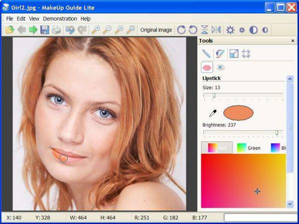 Vorschau Makeup Guide Lite - Bild 1