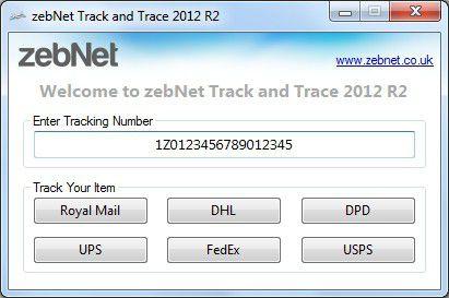 Vorschau zebNet Track and Trace TNG - Bild 1