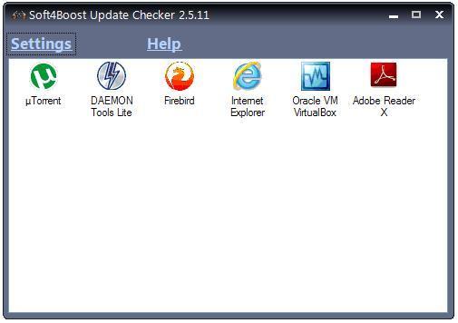 Vorschau Soft4Boost Update Checker - Bild 1