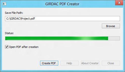 Vorschau Free PDF Creator - Bild 1
