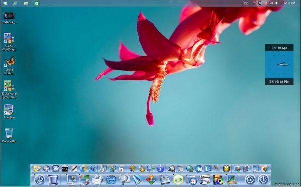 Vorschau Mac Dock - Bild 1