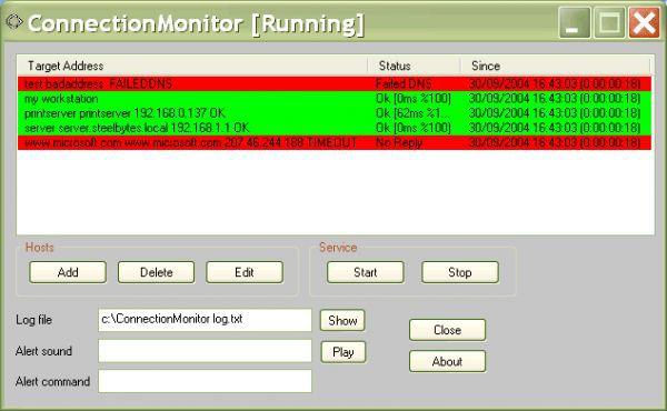 Vorschau ConnectionMonitor - Bild 1