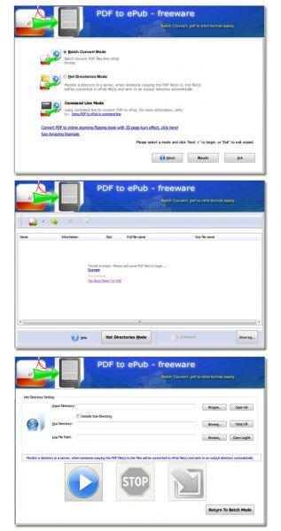 Vorschau Page Turning Free PDF to ePub - Bild 1