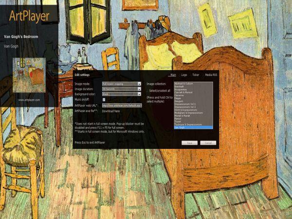 Vorschau TV Art Player - Bild 1