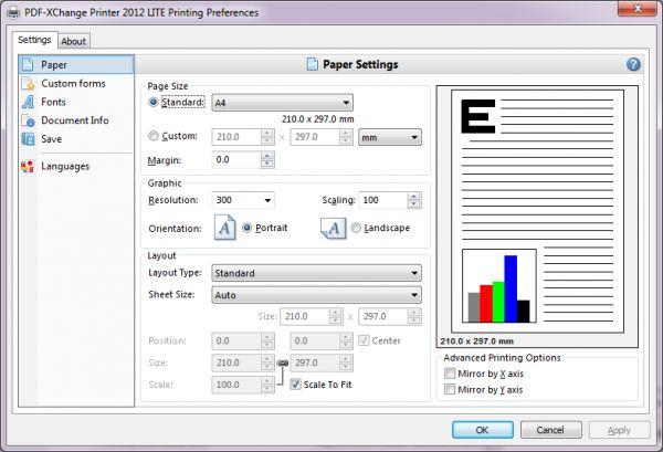 Vorschau PDF-XChange Lite - Bild 1