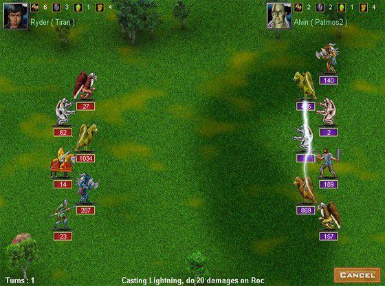 Vorschau Empires Online - Bild 1