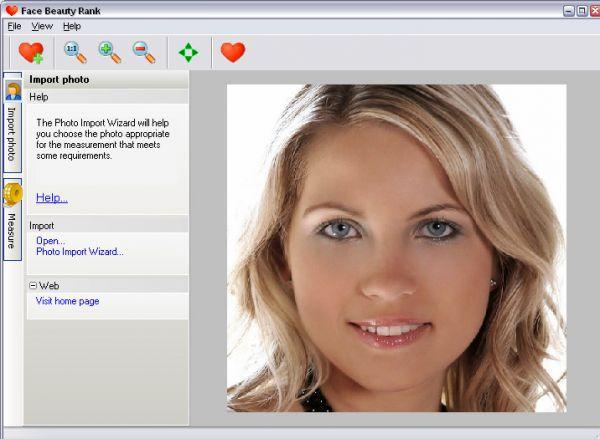 Vorschau Face Beauty Rank - Bild 1