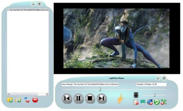 Vorschau LightMan Player - Bild 1