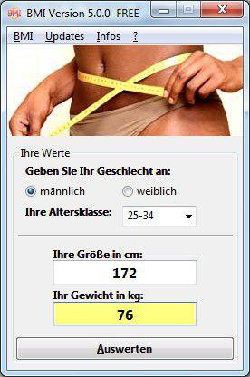 Vorschau Body Mass Index - Bild 1