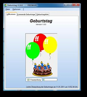 Vorschau Geburtstag - Bild 1