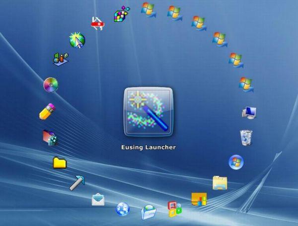 Vorschau Eusing Launcher - Bild 1