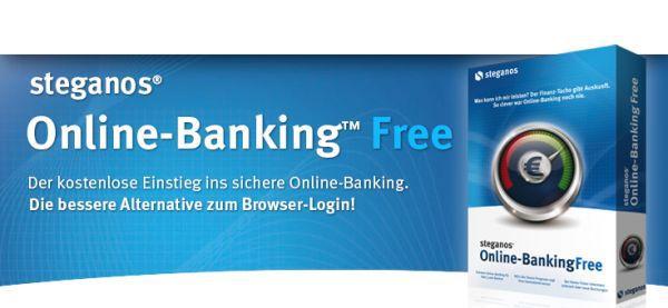 Vorschau Steganos Online Banking Free - Bild 1