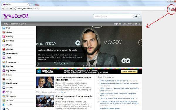 Vorschau User-Agent Switcher for Chrome - Bild 1