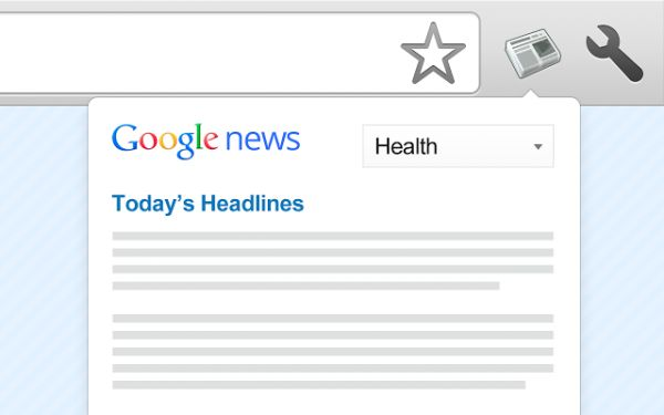 Vorschau News Reader for Chrome - Bild 1