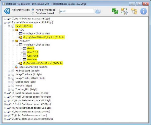 Vorschau Database File Explorer - Bild 1