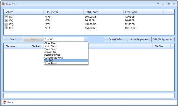 Vorschau Disk Files - Bild 1