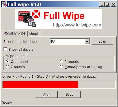 Vorschau Full Wipe - Bild 1