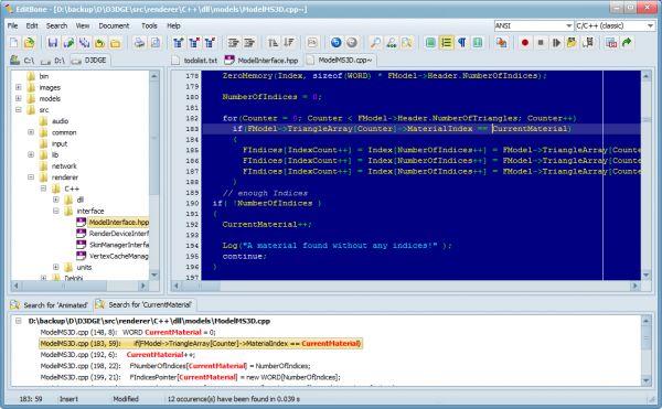 Vorschau Text Editor Pro - Bild 1
