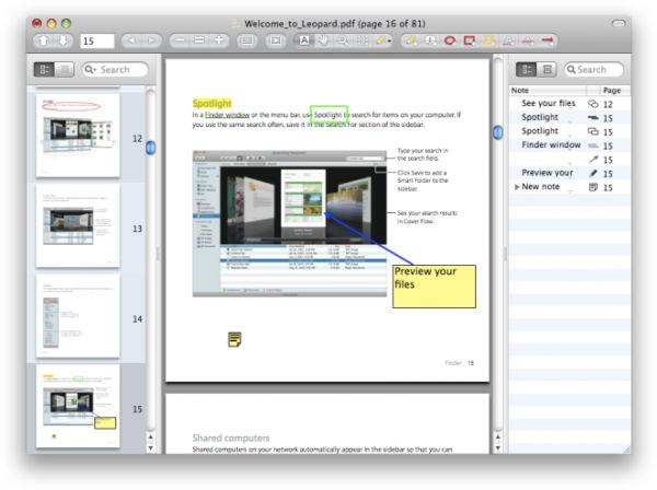 Vorschau Skim for Mac - Bild 1