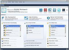Vorschau MySQL Workbench for Linux - Bild 1