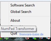 Vorschau NumPad Transformer - Bild 1