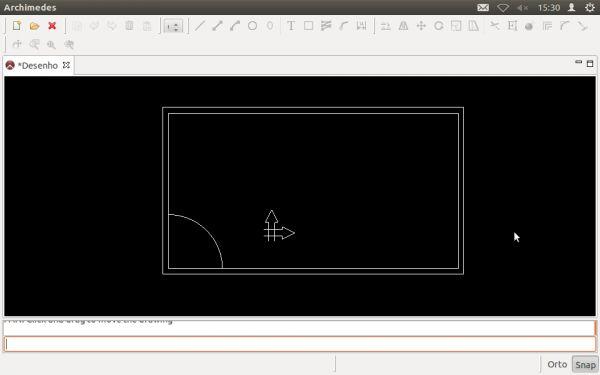 Vorschau Archimedes - An architecture open CAD for Linux - Bild 1