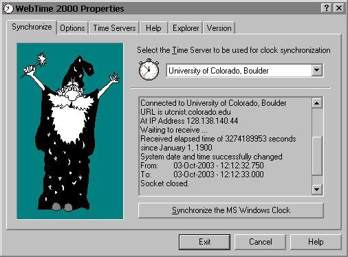 Vorschau WebTime 2000 - Bild 1