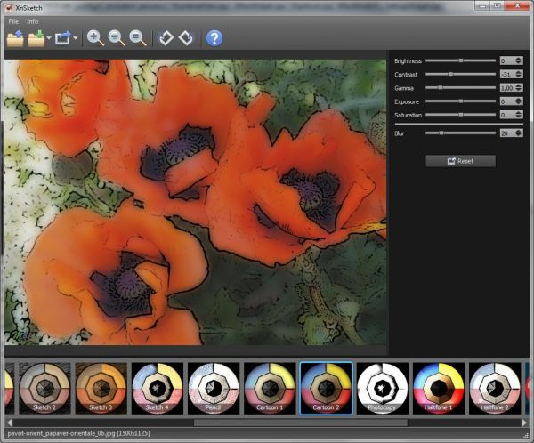 Vorschau XnSketch for Mac - Bild 1