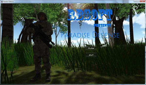 Vorschau Paradise Defense - Bild 1