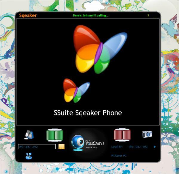 Vorschau SSuite Sqeaker Phone - Bild 1