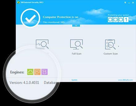 Vorschau 360 Internet Security - Bild 1
