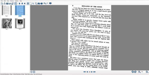 Vorschau PaperScan Scanner Software Free Edition - Bild 1