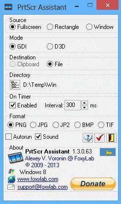 Vorschau PrtScr Assistant - Bild 1
