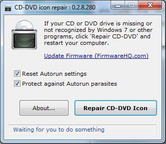 Vorschau CD-DVD Icon Repair - Bild 1