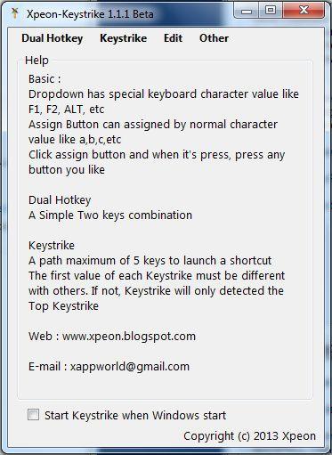 Vorschau Xpeon-Keystrike - Bild 1