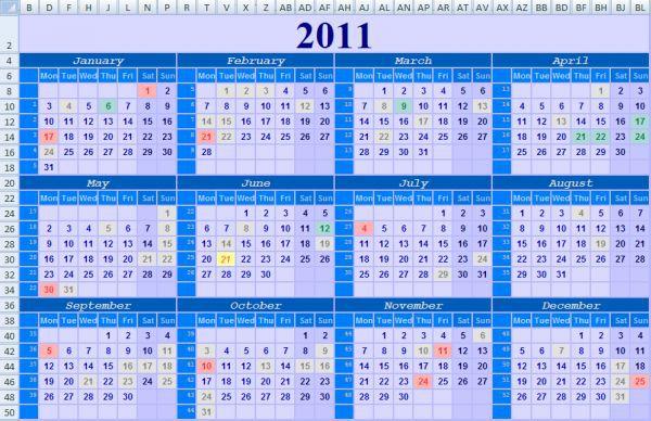 Vorschau Ultimate Calendar - Bild 1