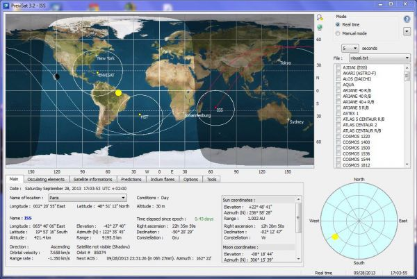 Vorschau PreviSat - Bild 1