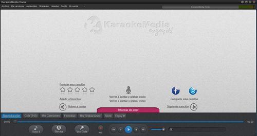 Vorschau KaraokeMedia Home - Bild 1