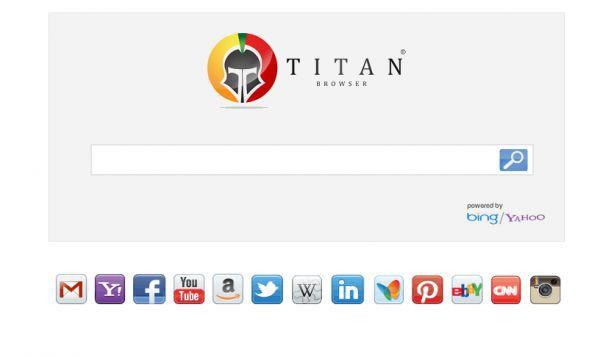 Vorschau Titan Browser - Bild 1
