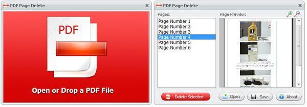 Vorschau PDF Page Delete - Bild 1