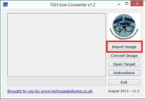 Vorschau TGH Icon Converter - Bild 1