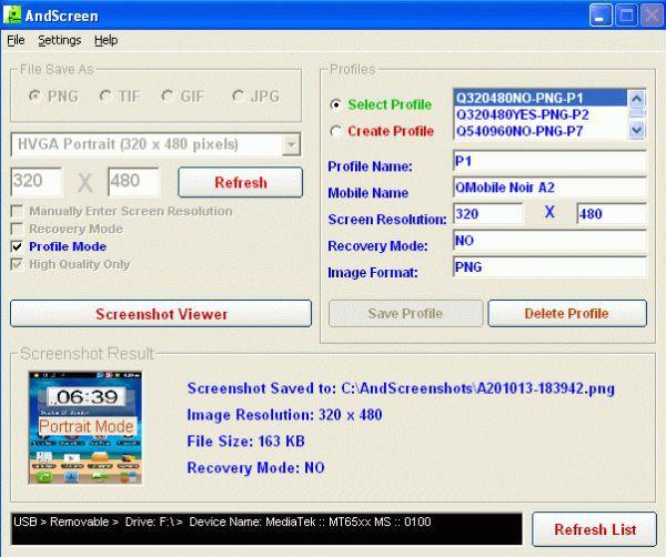 Vorschau AndScreen - Bild 1