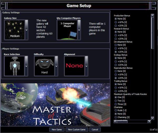 Vorschau Master of Tactics - Bild 1