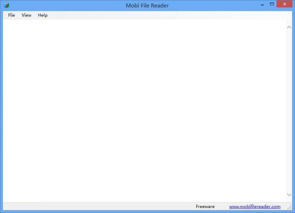 Vorschau Mobi File Reader - Bild 1