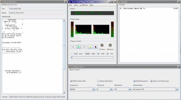 Vorschau Java Mod Player - Bild 1