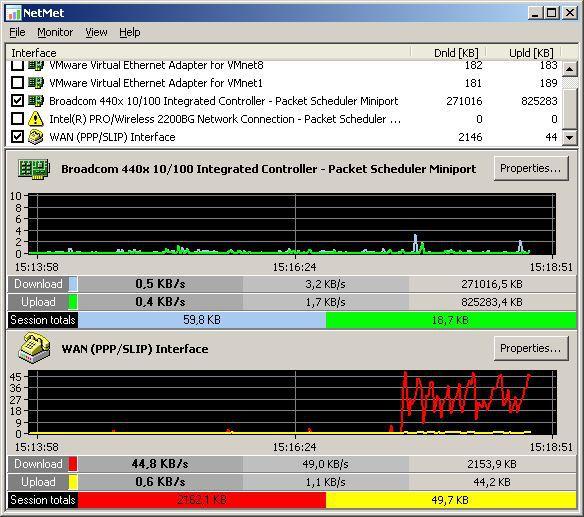 Vorschau Network Meter - Bild 1