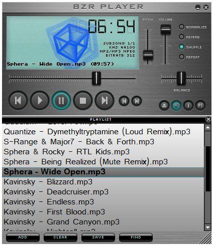 Vorschau BZR Player - Bild 1