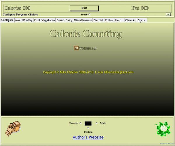 Vorschau Calorie Counting - Bild 1